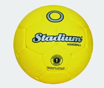 Bola Handball H1 Infantil Stadium - V0281 52ddbd21013e0