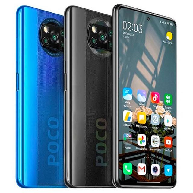 "Xiaomi Poco X3 NFC ""The Real Mid-Range Killer"";Xiaomi Poco X3 NFC Spesifikasi;"
