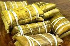 Resep praktis (mudah) nasi buras spesial (istimewa) khas Makassar Sulawesi selatan enak, sedap, gurih, nikmat lezat