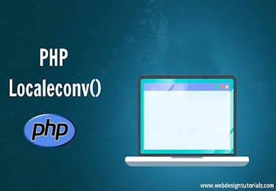 PHP localeconv() Function