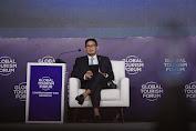 President WTFI: Indonesia Beruntung Punya Menteri Sandiaga Uno