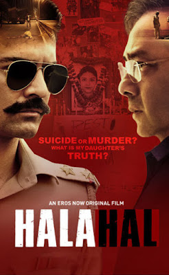 Halahal 2020 Hindi 720p WEB HDRip HEVC x265
