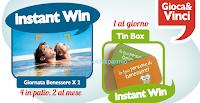 Logo Vinci gratis frutta secca Nucis e cofanetti Smartbox