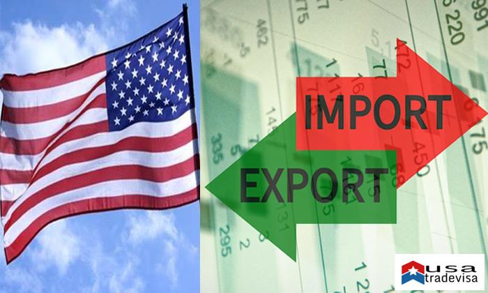 USA EXPORT IMPORT STATISTICS