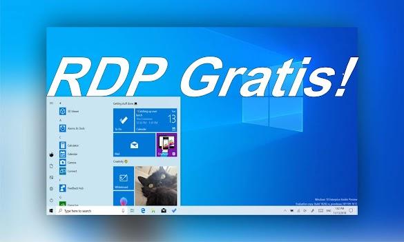 Cara Menciptakan Akun Rdp Windows 10 Gratis Melalui Apponfly Tanpa Ribet