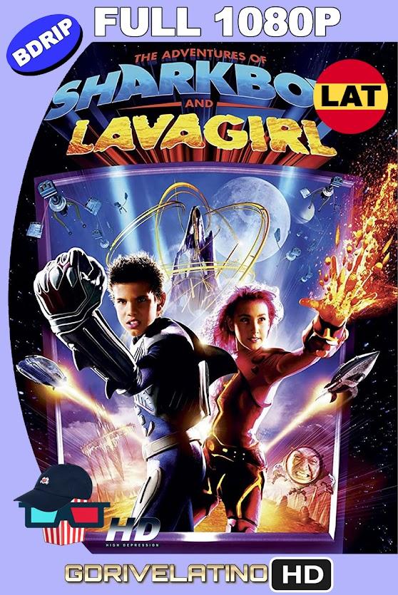 Las Aventuras de Sharkboy y Lavagirl (2005) BDRip 1080p Latino-Ingles MKV