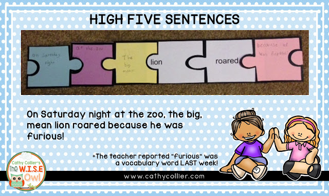 Providing pupils with a better way for composing complex phrases make all the difference inside their writing. Their writing is prepared for many tall Fives.
