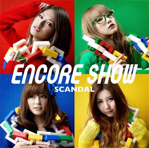 SCANDAL - ENCORE SHOW (ALBUM) (FLAC) ~ Akafahmi 2016