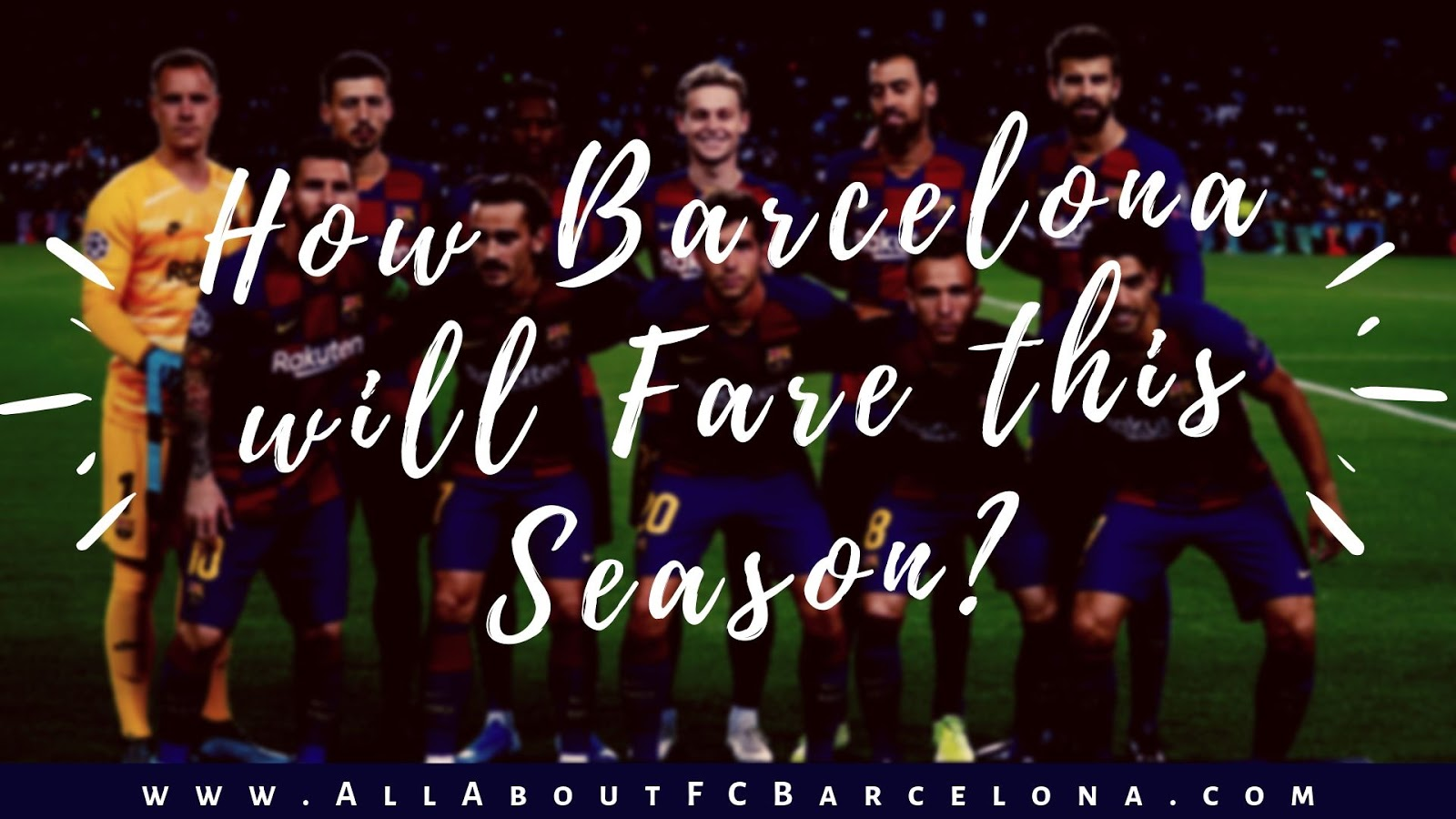 Will Barcelona win the UEFA Champions League or La Liga this season?
