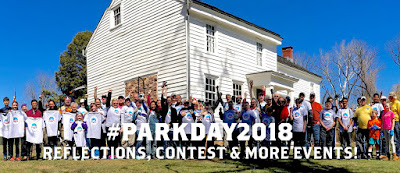 Park Day: Photo Contest, Reflections, and More Events