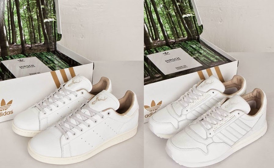 3c3b065dad5415 adidas Stan Smith and ZX 500