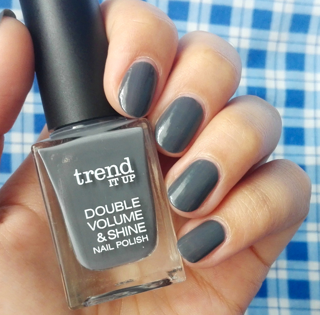 Trend It Up Double Volume & Shine Nail Polish   Shade 081 - swatch
