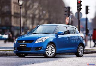 Suzuki Việt Nam giới thiệu Swift lắp ráp trong nước với giá bán 559 triệu đồng