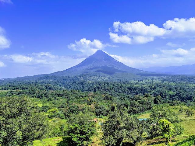 Costa Rica Itinerary: Arenal Volcano