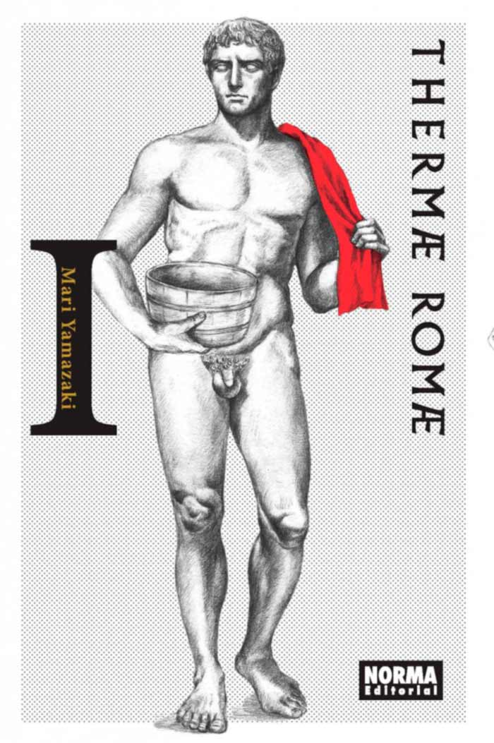 Thermae Romae (Mari Yamazaki) - Norma Editorial