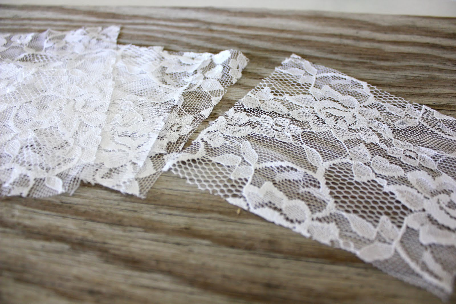 how to make sugar lace