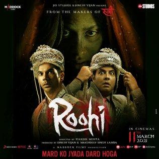Rajkummar Rao, Janhvi Kapoor, Varun Sharma film Roohi Crosses 100 Crore Mark in 7 days, 1st Bollywood Highest-Grossing of 2021 Wikipedia