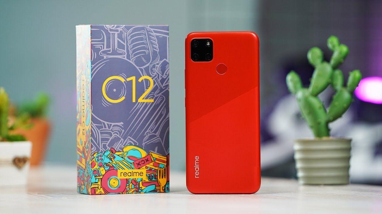 Harga Realme C12 Di Tahun 2021 Terbaru