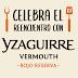 Celebra tu reencuentro con Yzaguirre Vermouth