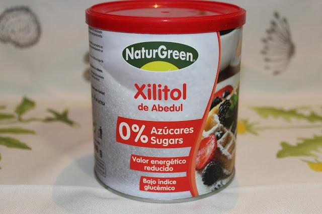 Xilitol marca NaturGreen