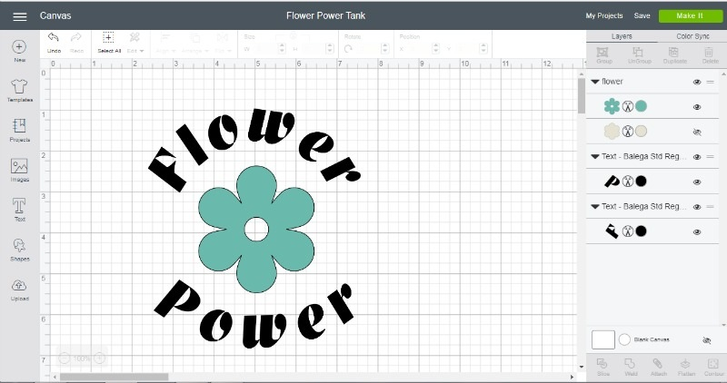 Real Girl's Realm: How To Curve Text in Cricut Design Space