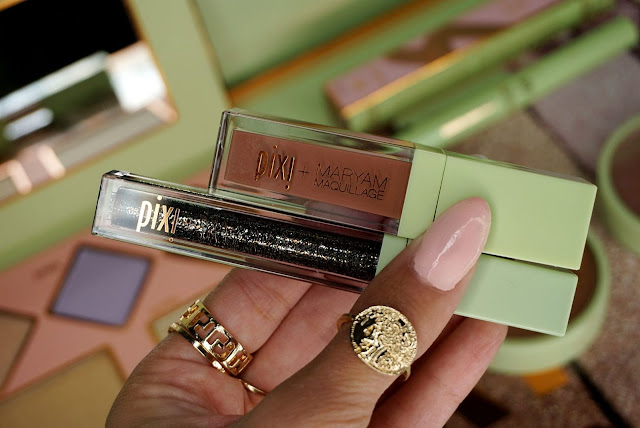 The day and night Lit Kits Pixi collaboration with Maryam Maquillage  review