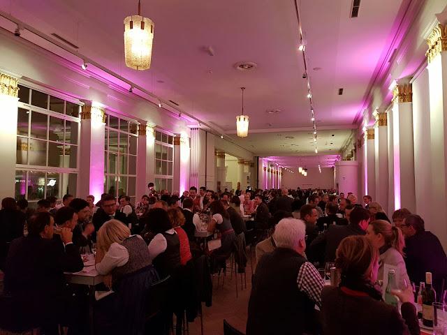 ÖHV Kongress Eröffnungsabend in der Trinkhalle Bad Ischl