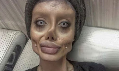 Iran has arrested an Instagram celebrity famous for drastically altering her appearance through cosmetic surgery...