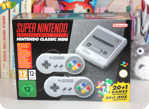 La Nintendo Classic Mini : Super Nintendo Entertainment System