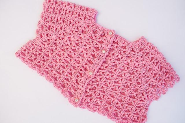 2 - Crochet Imagen Canesú a crochet para vestidos de verano por Majovel crochet