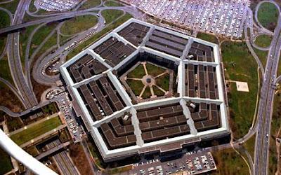 A Pentagon épületének szimbolikája