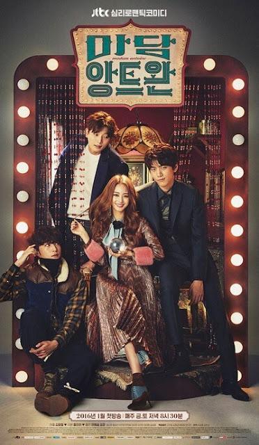 Sinopsis Drama Korea Madame Antoine Episode 1 - Tamat