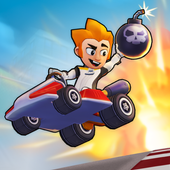 Download Boom Karts - Multiplayer Kart Racing For iPhone and Android XAPK