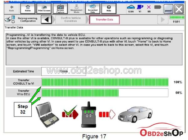 Nissan-Consult-3-Plus-Reprogramming-ECU-TCM-Guide-18