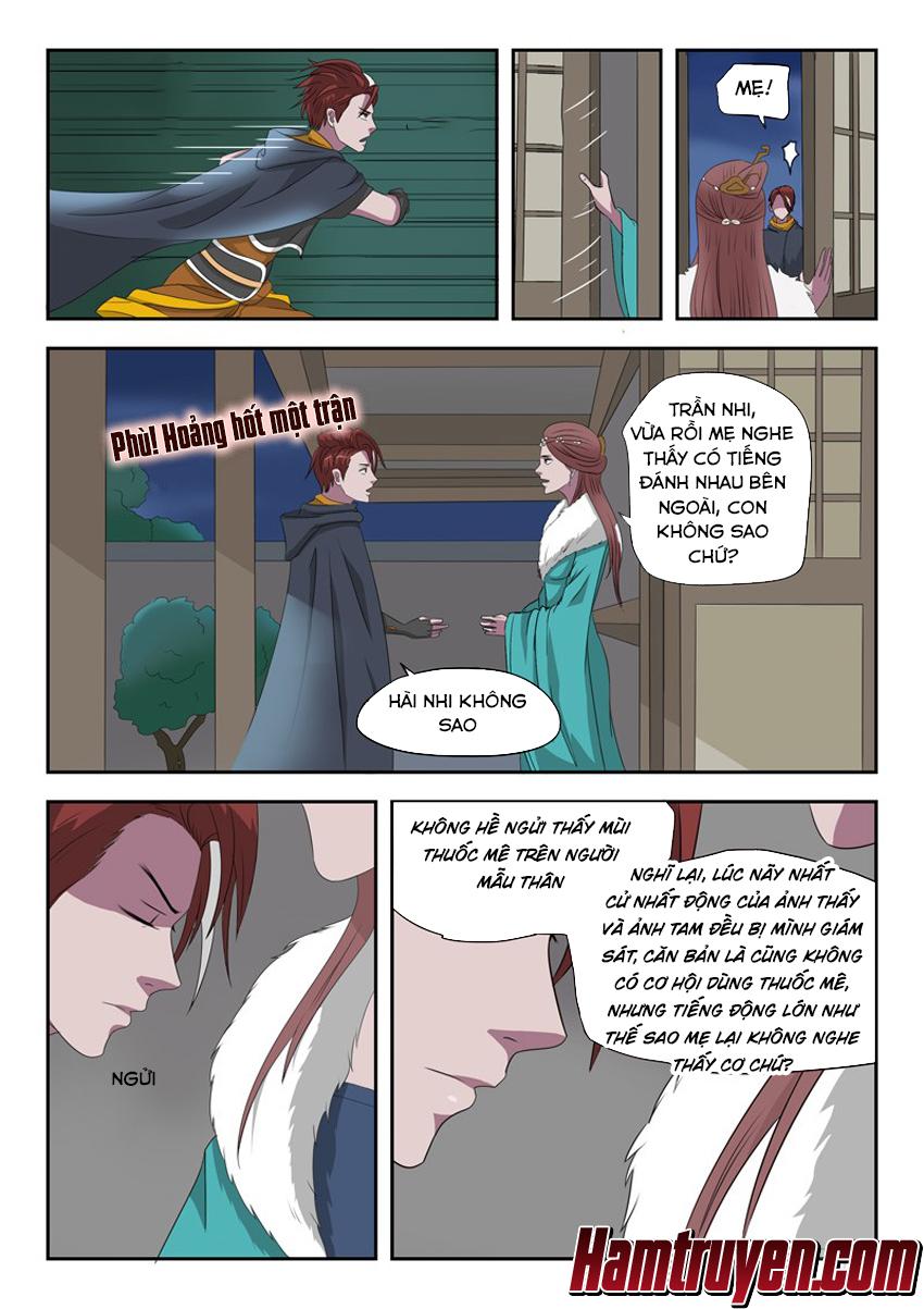 Võ Thần Chúa Tể Chap 149 - Trang 5