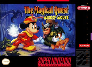 Rom de Mickey Mouse - The Magical Quest - SNES - Em Português - Download