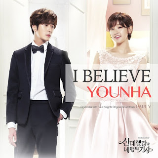 DOWNLOAD MP3 [Single] YOUNHA – Cinderella And Four Knights OST Part.5