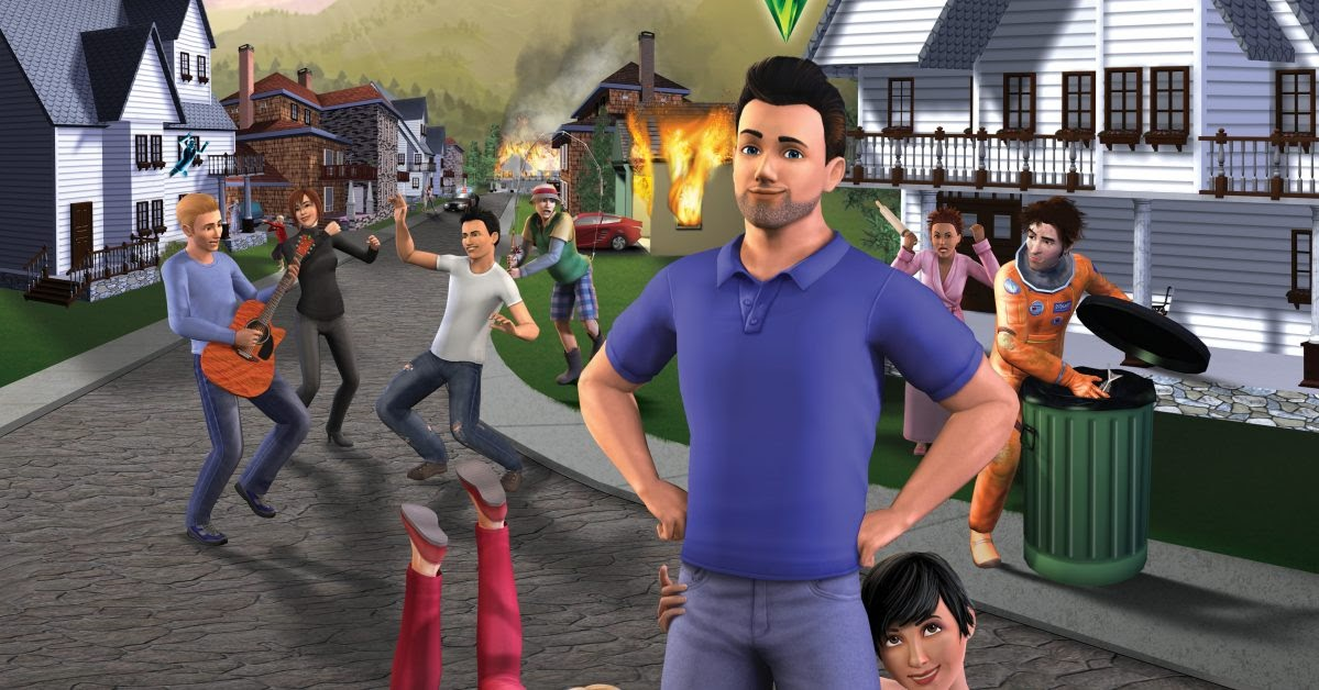 Mac download 3 sims The Sims