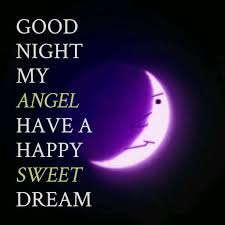 sweet dreams message
