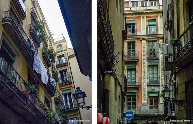 El Call, bairro judeu medieval de Barcelona