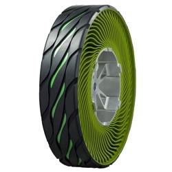 Bridgestone Airless Tires, Airless Tires