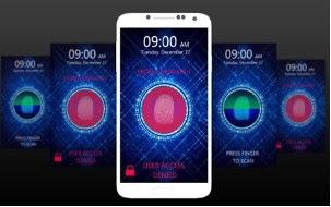 3 Aplikasi Pengunci Layar Menggunakan Sidik Jari