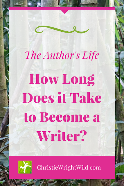How long does it take to become an author? || writing advice | getting published | author success stories | the 10,000 hour rule