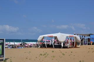oturma alanları, Kilyos Burc Beach