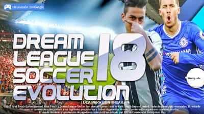 Dream League Soccer Evolution Mod Apk + Obb terbaru 2018 - Pediashare