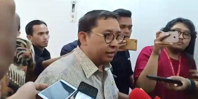 Fadli Zon Ungkap Jokowi Minta Gerindra Tak Dukung Pansus Jiwasraya