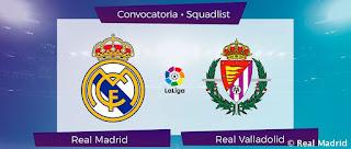 Вальядолид – Реал Мадрид где СМОТРЕТЬ ОНЛАЙН БЕСПЛАТНО 20 ФЕВРАЛЯ 2021 (ПРЯМАЯ ТРАНСЛЯЦИЯ) в 23:00 МСК.