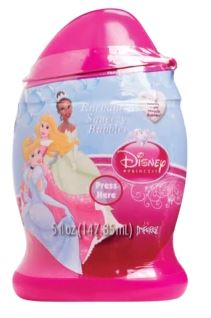 Disney Deluxe Easy Squeeze Bubbles