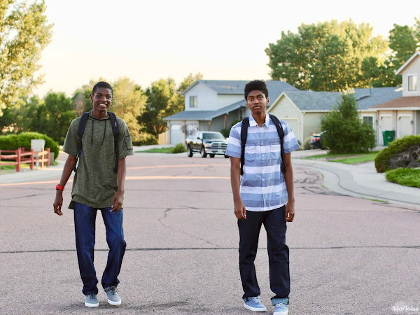 Junior High & High School First Day Outfits ~ #GearUpWithSears