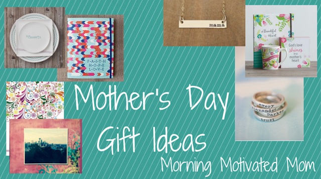 Mothers Day Gift Ideas & Presents
